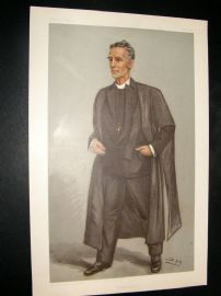 Vanity Fair Print 1901 Edward Lyttleton